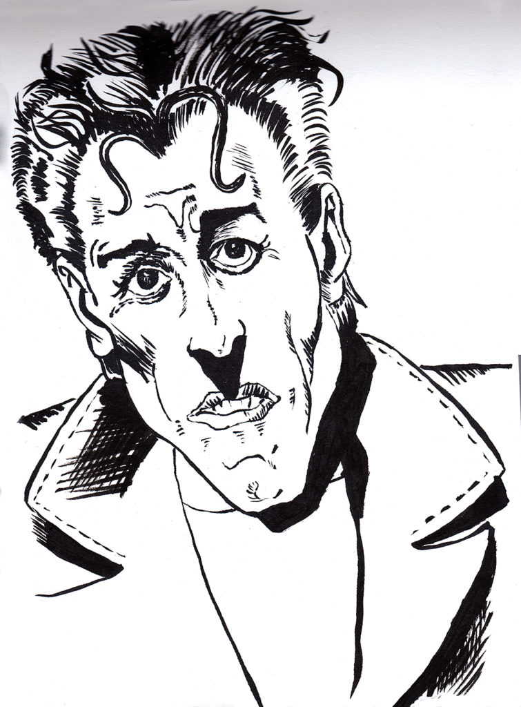 Joker from the Killing Joke by Alan Moore and Brian Bolland